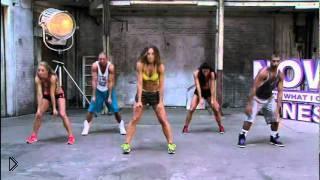 Занятия танцевальным фитнесом дома для похудения - Видео онлайн