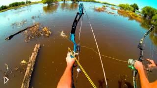 Крутая рыбалка с блочными луками - Видео онлайн