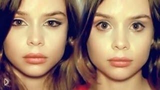 Смотреть онлайн 6 различных типов стрелок для разных форм глаз