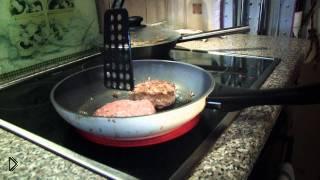 Смотреть онлайн Как сделать чизбургер в домашних условиях: рецепт