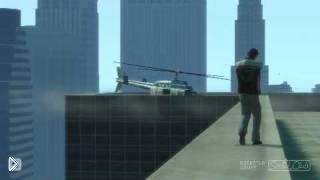 Смотреть онлайн Где найти полицейский вертолет в ГТА 4
