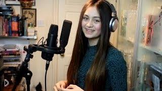 Смотреть онлайн Красиво перепела песню All of Me