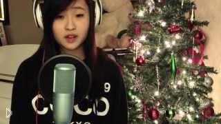 Классно спела песню про Снеговика - Видео онлайн