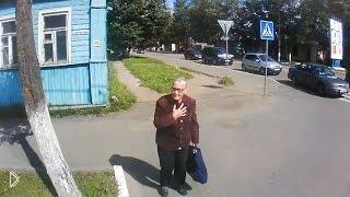 Смотреть онлайн Подборка: водители уважают старость