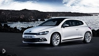 Тест-драйв молодежного Volkswagen Scirocco - Видео онлайн