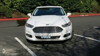 Смотреть онлайн Тест-драйв Ford Mondeo 2014