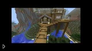 Смотреть онлайн Самые красивые дома в Майнкрафт