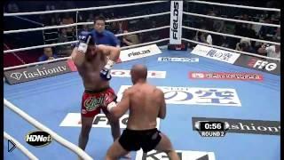 Смотреть онлайн Самый красивый бой в боксе на ринге