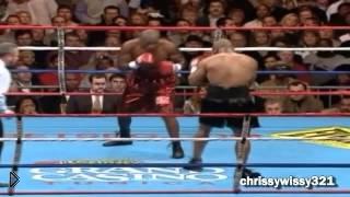 Смотреть онлайн Лучшие нокауты боксера Майка Тайсона