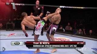 Смотреть онлайн Подборка лучших нокаутов UFC