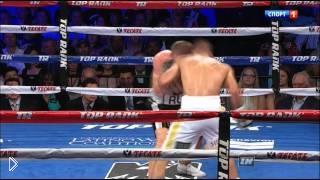 Смотреть онлайн Бой чемпиона Джесси Варгаса против Антона Новикова