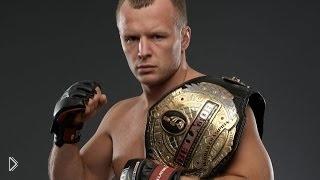 Смотреть онлайн Лучшие бои Александра Шлеменко