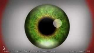Смотреть онлайн Оптический обман, вызывающий галлюцинации