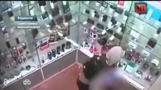 Смотреть онлайн Жесточайшее убийство отморозком девушки продавца
