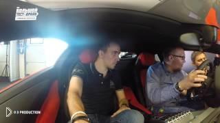 Смотреть онлайн Тест-драйв Lamborghini Aventador