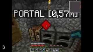 Смотреть онлайн Как сделать портал в город в Minecraft