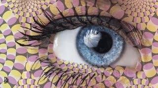 Смотреть онлайн Три оптические иллюзии: секрет обмана зрения