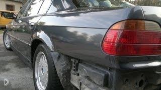 Смотреть онлайн Ремонт коррозии кузова автомобиля своими руками