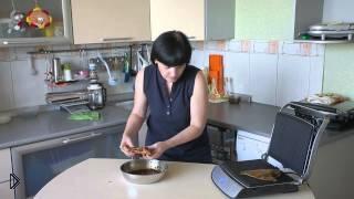 Камбала на гриле: готовим дома - Видео онлайн