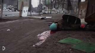 Смотреть онлайн Расстрел людей снайперами на майдане