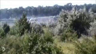 Смотреть онлайн Сепаратисты засекли и расстреляли джип с разведчиками