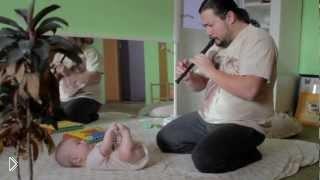 Развитие ребенка: полезная музыка для новорожденных - Видео онлайн