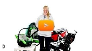 Смотреть онлайн Как выбрать коляску для новорожденного ребенка