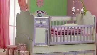 Смотреть онлайн Какие детские кроватки для новорожденных лучше
