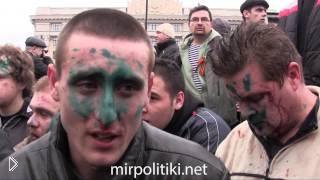 Смотреть онлайн Расправа харьковчан над захватившими администрацию