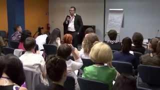 Смотреть онлайн Бизнес семинар как вести коммерческие переговоры