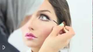 Идея кукольного макияжа для косплея - Видео онлайн