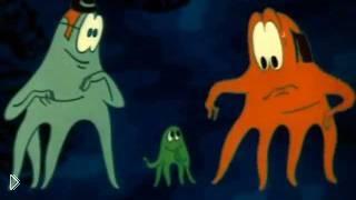 Смотреть онлайн Мультфильм «Осьминожки», 1976
