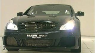Смотреть онлайн Брабус - мастера автомобильного тюнинга