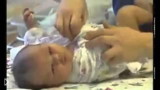 Смотреть онлайн Как ухаживать за ребенком в первый месяц жизни