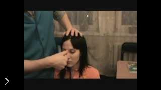 Смотреть онлайн Техника точечного китайского массажа лица