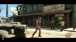 Смотреть онлайн Демонстрация сюжета и ключевых фишек GTA 5