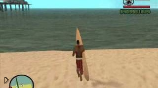 Смотреть онлайн Мод для GTA SA – займемся сёрфингом