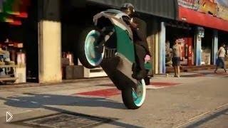 Фантастические каскадёры в GTA V - Видео онлайн