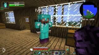 Прохождение Майнкрафта с друзьями: подземелье и магия - Видео онлайн