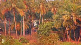 Смотреть онлайн Интересный ролик об отдыхе в Индии на Гоа