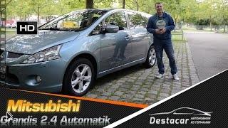 Смотреть онлайн Обзор автомобиля Mitsubishi Grandis