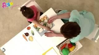 Смотреть онлайн Игра, развивающая речь у детей раннего возраста