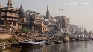 Смотреть онлайн Путешествие по настоящей Индии