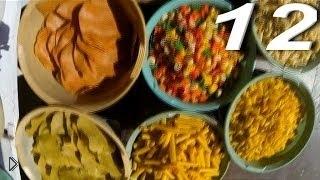 Смотреть онлайн Что едят настоящие индийцы