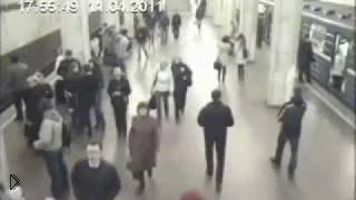 Террористический акт в Минском метро - Видео онлайн