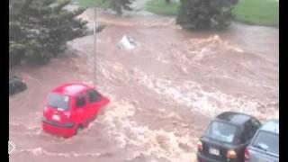 Смотреть онлайн Сильнейшее наводнение в Австралии