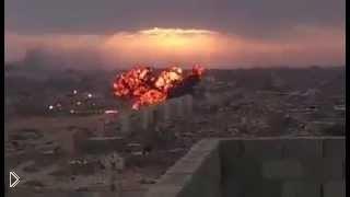 Смотреть онлайн В Ливии разбился самолет Миг-21, 2 сентября 2014