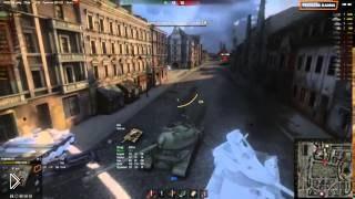 Как играть в World of Tanks на ИС-7 - Видео онлайн