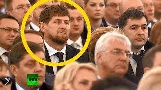 Смотреть онлайн Высказывание Путина про кавказцев и реакция Кадырова