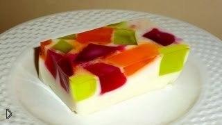Смотреть онлайн Рецепт приготовления десерта